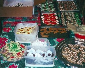 Housewarming cookies