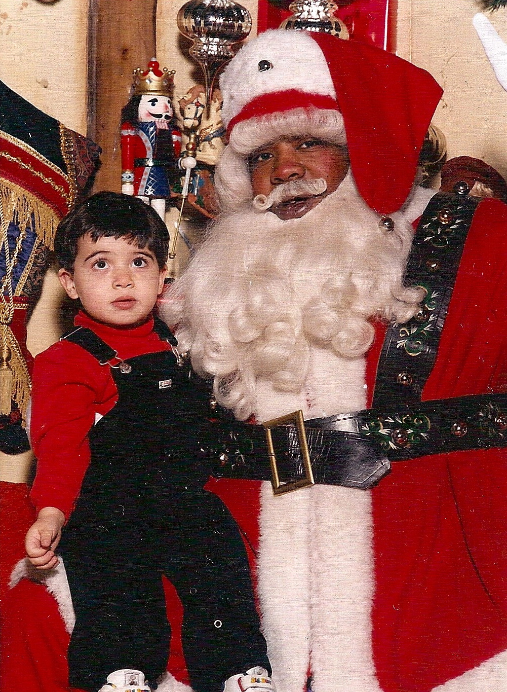 The One and Only True Santa